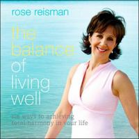 The Balance of Living Well