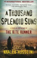 Book Club Kit : A Thousand Splendid Suns