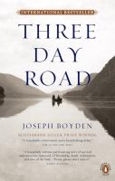Three Day Road (Book Club Set)