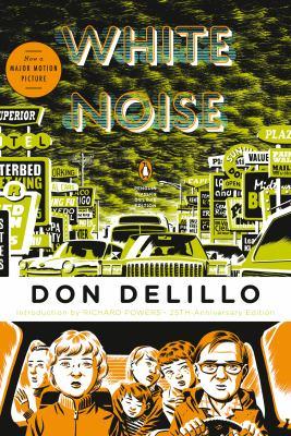 Don DeLillo Book club in a bag. White noise