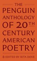 Image: The Penguin Anthology of Twentieth-century American Poetry