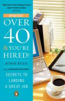 Over 40 & You're Hired!