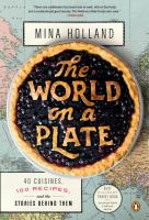 The World on A Plate