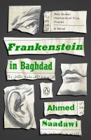 Frankenstein in Baghdad by Ahmad Saʻdāwī