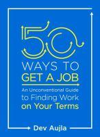 Image: 50 Ways to Get A Job