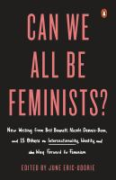 Image: Can We All Be Feminists?