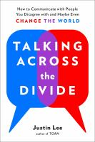 TALKING ACROSS THE DIVIDE