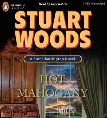 Cover image for Hot Mahogany