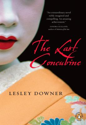 Cover image for The Last Concubine