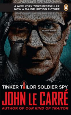 Cover image for Tinker, Tailor, Soldier, Spy