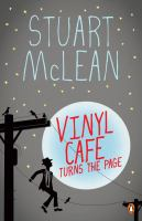 Image: Vinyl Cafe Turns the Page