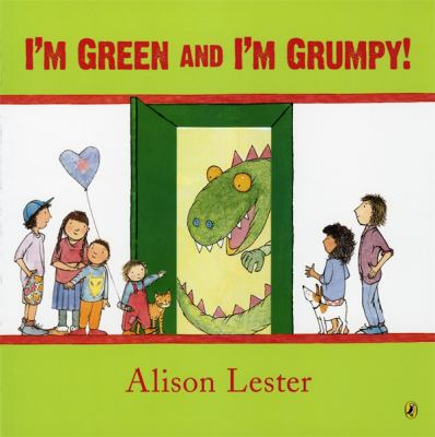 Cover image for I'm Green and I'm Grumpy