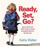 Ready, Set, Go?