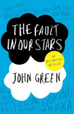 Book Cover - The fault in our stars