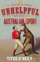 Understanding Australians Through Sport (W/T)