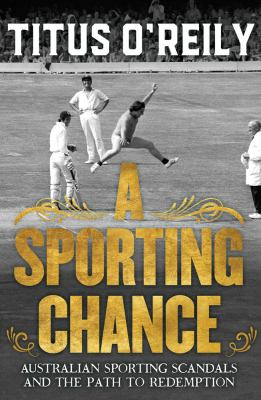 Cover image for A Sporting Chance