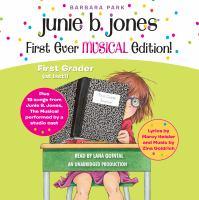 Junie B. Jones's First Ever Musical Edition!