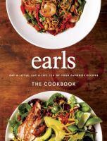 Earls the Cookbook