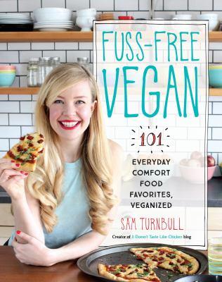 Cover image for Fuss-free Vegan