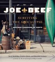 Image: Joe Beef
