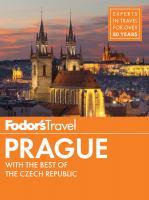 Fodor's Travel Prague