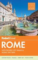 Fodor's Rome, [2017]