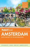 Fodor's Amsterdam, [2018]