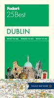 Fodor's Dublin 25 Best