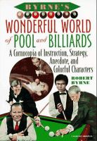 Byrne's Wonderful World of Pool and Billiards