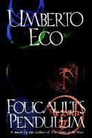 Foucault's Pendulum