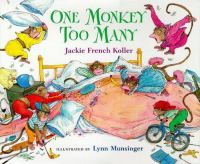 One Monkey Too Many