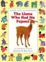 The Llama Who Had No Pajama