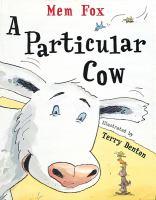A Particular Cow