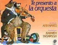Te presento a la orquesta