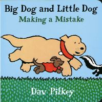 Big Dog And Little Dog Making A Mistake
