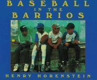 Baseball In The Barrios