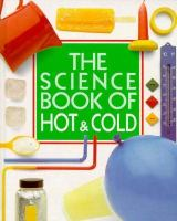The Science Book Of Hot And Cold