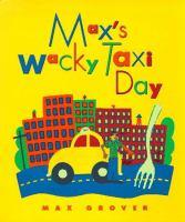Max's Wacky Taxi Day