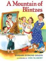 A Mountain Of Blintzes