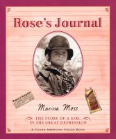 Rose's Journal