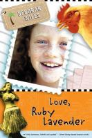 Love, Ruby Lavender