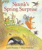 Skunk's Spring Surprise