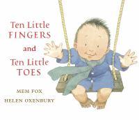 Cover of Ten Little Fingers and Ten