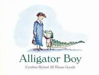 Alligator Boy