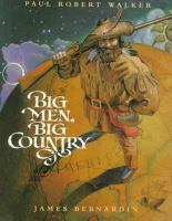 Big Men, Big Country : A Collection of American Tall Tales
