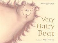 A Very Hairy Bear