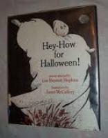 Hey-how for Halloween!