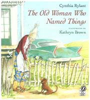The Old Woman Who Named Things