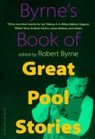 Byrne's Book of Great Pool Stories