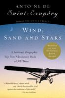 Wind, Sand and Stars